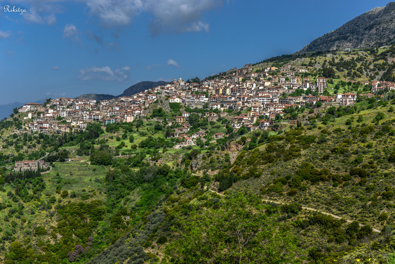 Delphi Greece  city photos : Arachova Delphi GREECE by Rikitza on DeviantArt