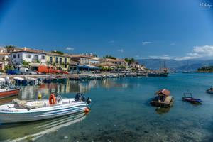 Galaxidi - Greece by Rikitza