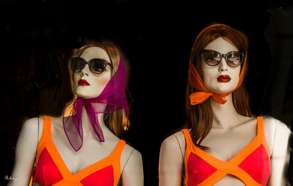 Geneva sisters by Rikitza