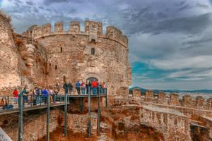 Oh Thessaloniki by Rikitza
