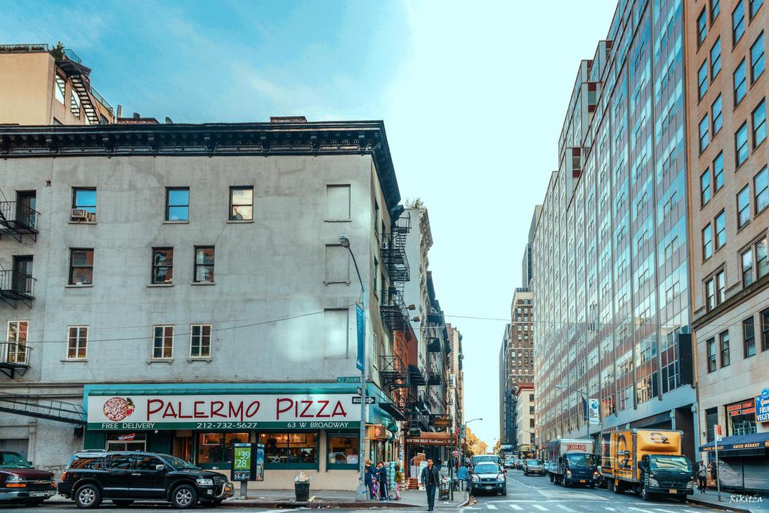 Palermo Pizza by Rikitza