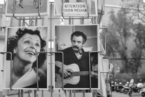 Paris duet by Rikitza