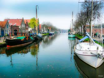 Dutch channel by Rikitza