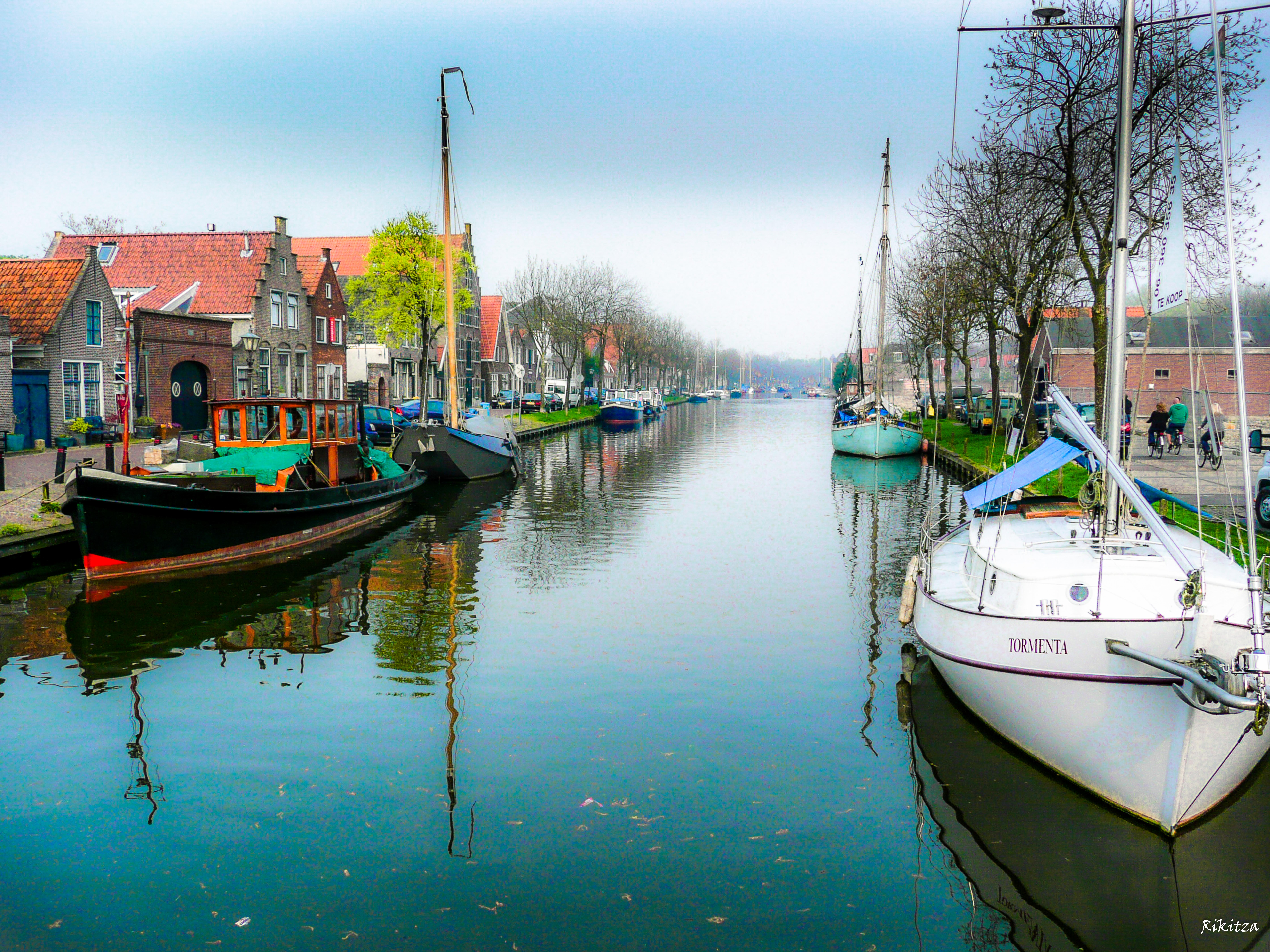 Dutch channel