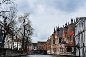 Old Bruges by Rikitza