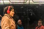 In the Metro by Rikitza