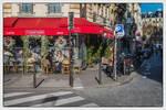 under the Parisian sun