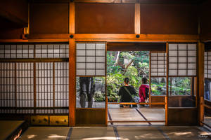 Beyond Japan doors by Rikitza
