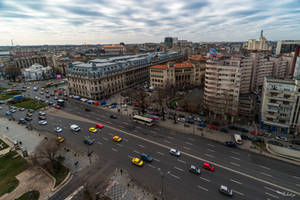 toy cars in Bucharest by Rikitza