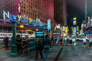 NYPD by Rikitza
