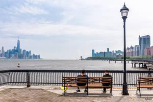Hoboken on Hudson by Rikitza