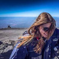 Young smile on the Etna by Rikitza