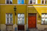 a corner in Tallinn
