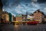 Riga mon amour by Rikitza