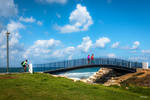 Bridge in Tel Aviv - Jaffa