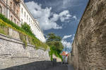 between Tallinn walls