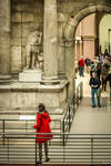 museum and people