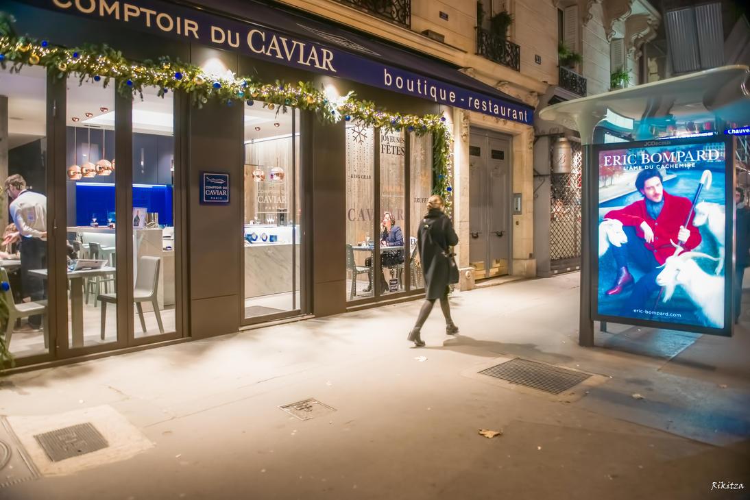 Cashemier and Caviar by Rikitza