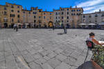 afternoon in Lucca