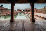 Incredible India - the red fort in Agra