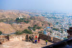 Incredible India - Jodhpur the blue city