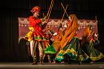 Incredible India - Rajasthan dances by Rikitza
