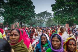 Incredible India - woman power by Rikitza