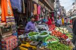 Incredible India - street view in Jodhpur