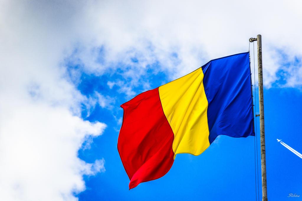 Romania for ever - Romania take-off by Rikitza