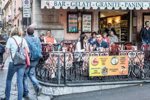 Viva Italia - gelatti - granite - panini by Rikitza