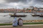 sweet Portugal - rainy Porto by Rikitza