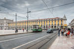 sweet Portugal - the green tram