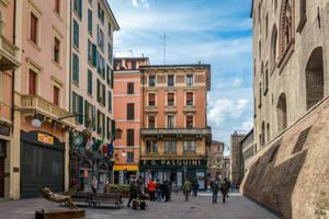 Sunday morning in Bologna by Rikitza