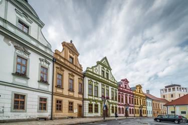 Czech paradise - Friday in Hradec Kralove by Rikitza