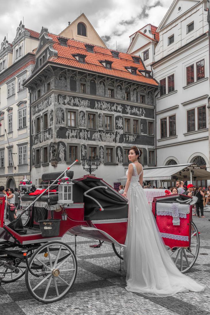 Czech brides prague
