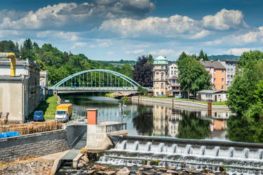 Czech paradise - on our way to Liberec by Rikitza