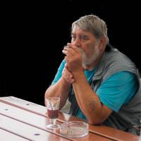 Czech paradise - thoughtful smoker by Rikitza