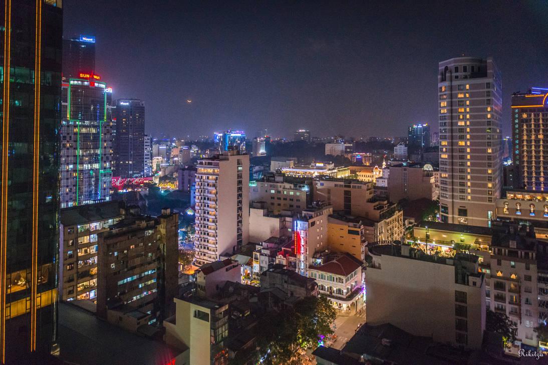 good morning Vietnam - good night Saigon by Rikitza