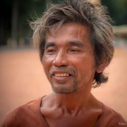 good morning Vietnam - the guy in brown by Rikitza