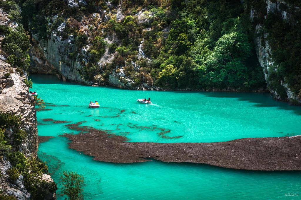sweet Cote d'Azur - enjoying nature by Rikitza