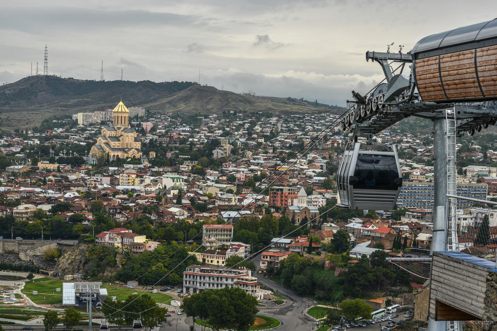 Tbilisi - once more by Rikitza