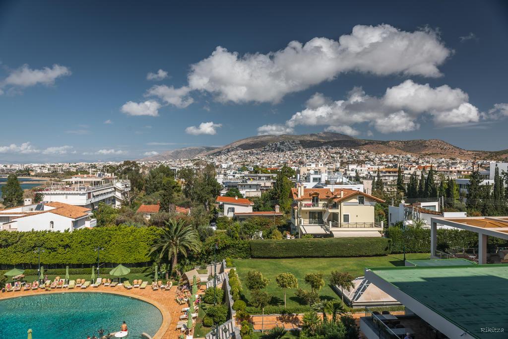 view near Athens by Rikitza