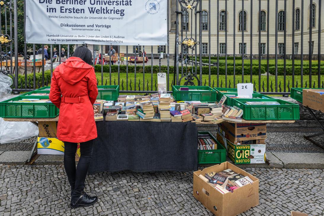 mein Berlin - two Euro books in Berlin by Rikitza