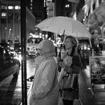 NYC - Homage to Garry Winogrand by Rikitza