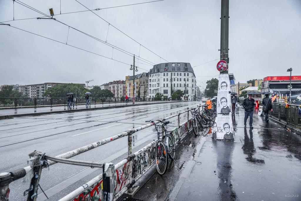 mein Berlin - rain overall by Rikitza