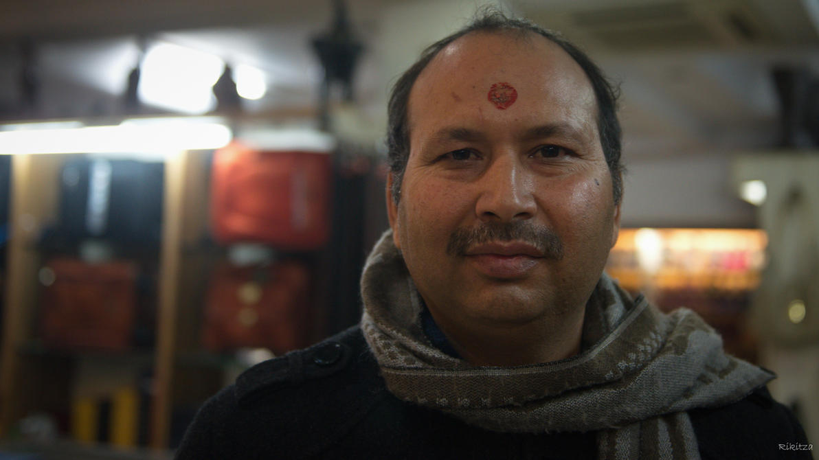incredible India - Seller by Rikitza