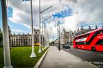 London - the Queen's walk by Rikitza