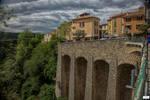 sweet Cote d'Azur - view at Roussillon
