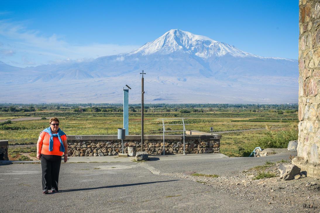 looking for for Noah at Ararat by Rikitza