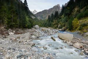 Mountain area - Georgia by Rikitza